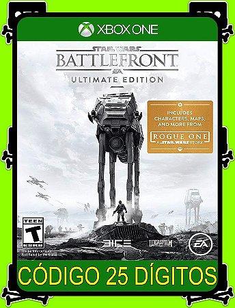 Star Wars, Battlefront Ultimate