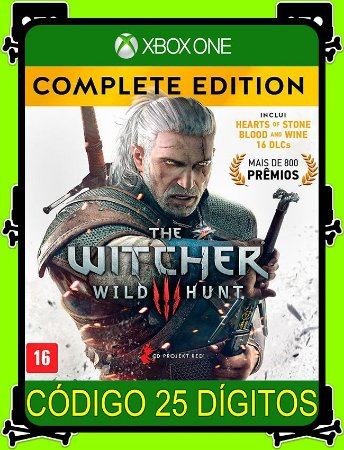 The Witcher 3 Wild Hunt, Complete