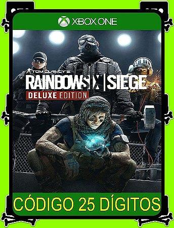 Tom Clancy's Rainbow Six Siege, Deluxe