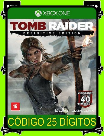 Tomb Raider, Definitive