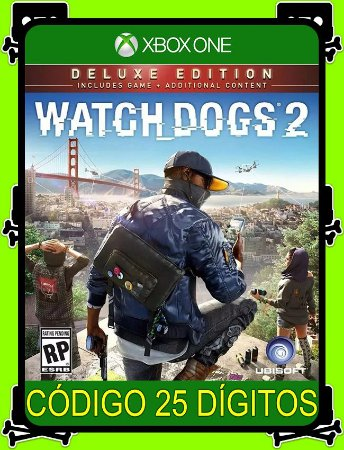 Watch Dogs 2, Deluxe