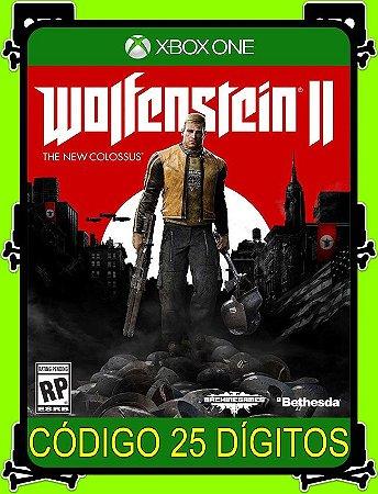 Wolfenstein 2, The New Colossus