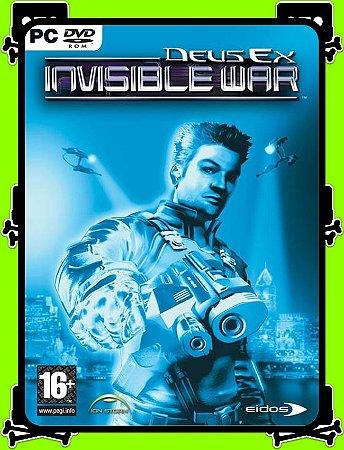 Deus Ex, Invisible War