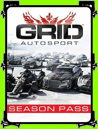 GRID Autosport, Season Pass