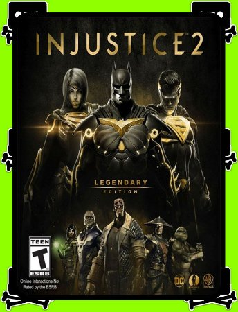 Injustice 2, Legendary Edition
