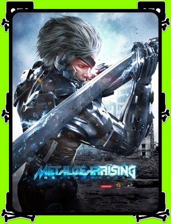 Metal Gear Rising, Revengeance
