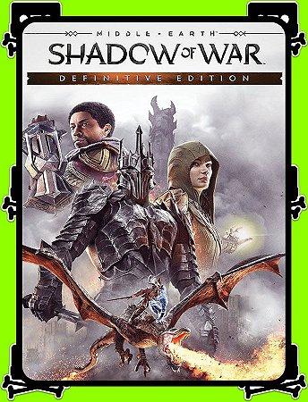 Middle-earth, Shadow of War Edição Definitiva
