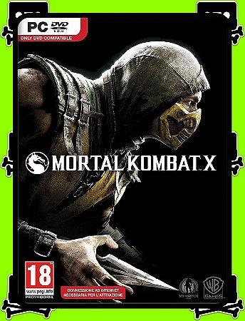 Mortal Kombat, X