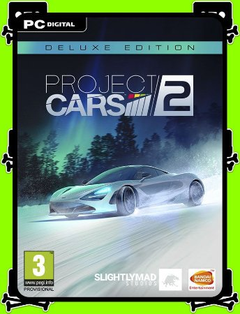 Project Cars 2, Deluxe