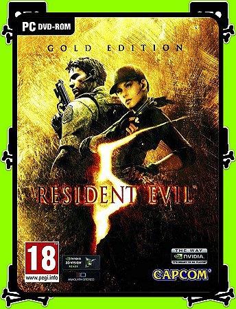 Resident Evil 5, Gold Edition