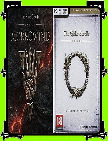 The Elder Scrolls Online Tamriel + Morrowind