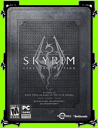 The Elder Scrolls V Skyrim, Legendary