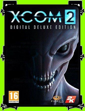 Xcom 2 Deluxe Edition