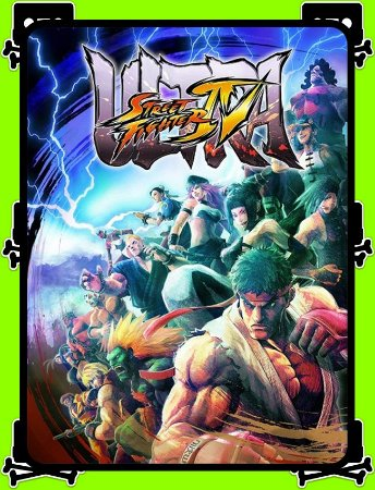 Ultra Street Fighter 4 Update
