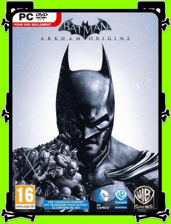 Batman Arkham, Origins