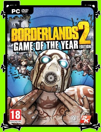 Borderlands 2, Goty