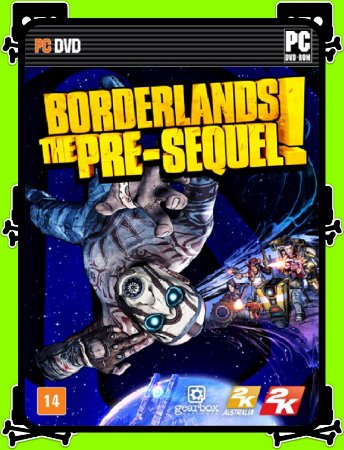 Borderlands Pre-Sequel