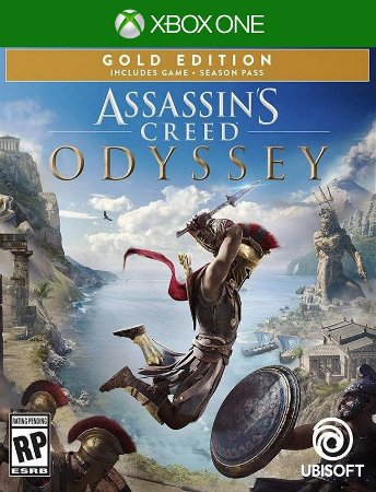 Assassins Creed Odyssey Gold Xbox - 25 Dígitos
