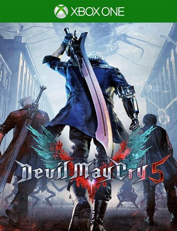 Devil May Cry 5 With Red Orbs Xbox - 25 Digitos
