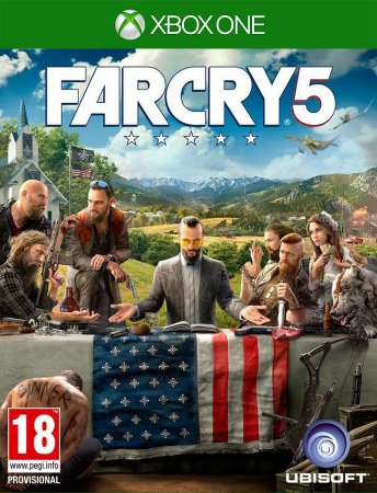 Far Cry 5 Xbox One - 25 Dígitos