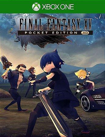 Final Fantasy Xv Pocket Xbox One - 25 Dígitos