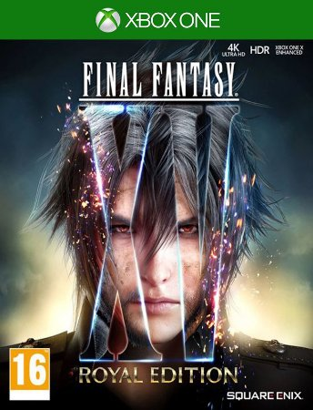 Final Fantasy XV Royal Xbox One - 25 Dígitos