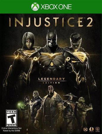 Injustice 2 Legendary Xbox One - 25 Digitos