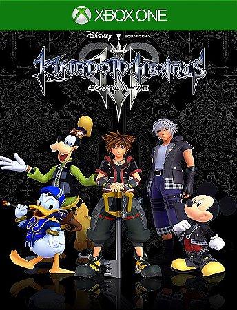 Kingdom Hearts 3 Xbox One - 25 Dígitos