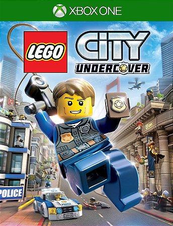Lego City Undercover Xbox One - 25 Digitos
