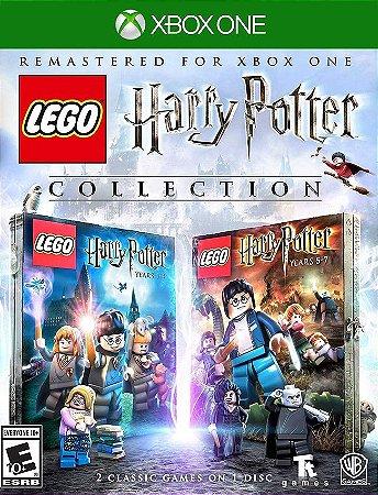 Lego Harry Potter Xbox One - 25 Digitos