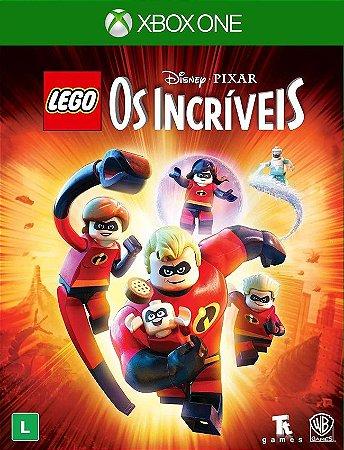Lego Os Incríveis Xbox One - 25 Digitos