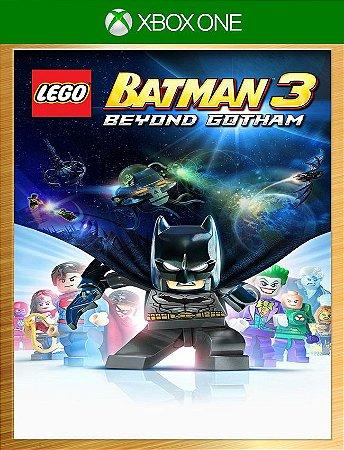 Lego Batman 3 Além De Gotham Deluxe - 25 Dígitos