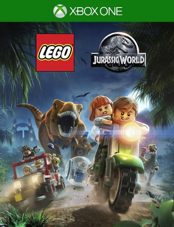 Lego Jurassic World Xbox One - 25 Digitos