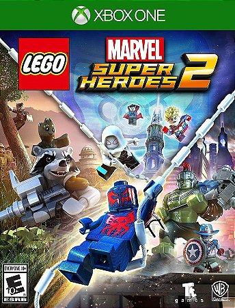 Lego Marvel Super Heroes 2 Xbox One - 25 Digitos