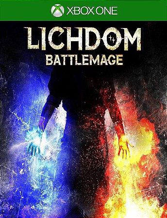 Lichdom Battlemage Xbox One - 25 Digitos