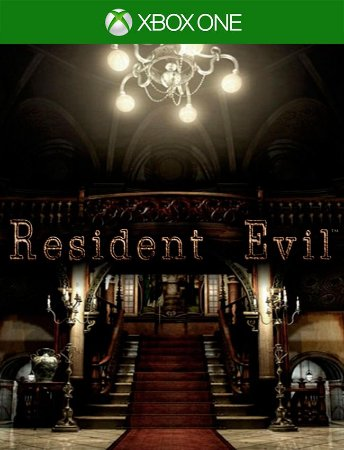 Resident Evil Xbox One - 25 Dígitos