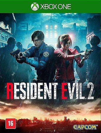 Resident Evil 2 Remake Xbox One - 25 Digitos
