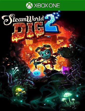 Steamworld Dig 2 Xbox One - 25 Dígitos