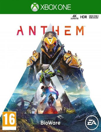 Anthem Xbox One - 25 Dígitos