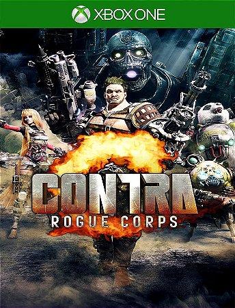 CONTRA: ROGUE CORPS - Xbox One (25 digitos)