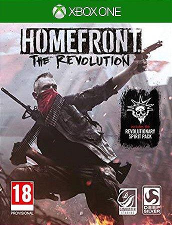 Homefront The Revolution Xbox One - 25 Digitos