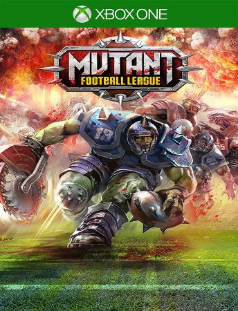 Mutant Football League Xbox One - 25 Digitos