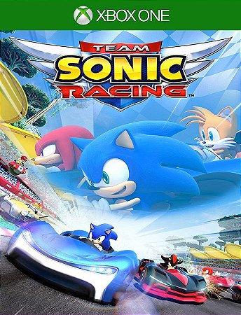 Team Sonic Racing Xbox One - 25 Dígitos