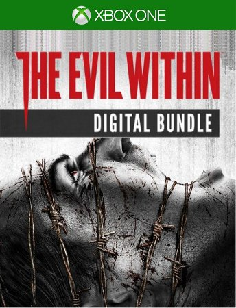 The Evil Within Bundle Xbox One - 25 Dígitos