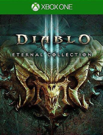 Diablo 3 Eternal Collection Xbox One - 25 Dígitos
