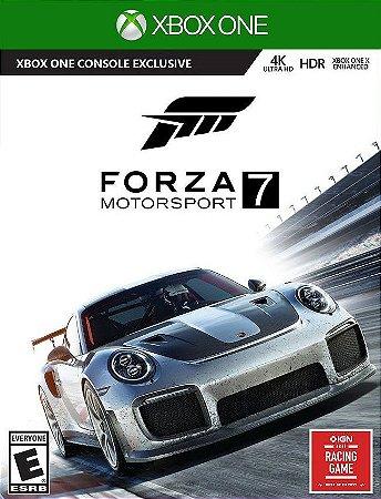Forza 7 Motorsport Xbox One - 25 Dígitos