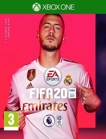 Ea Sports Fifa 20 Xbox One - 25 Dígitos