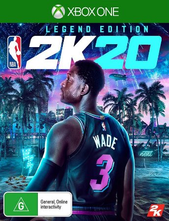 Nba 2k20 Legend Xbox One - 25 Dígitos