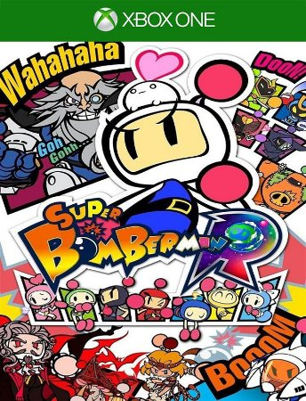 Super Bomberman R Xbox One - 25 Dígitos