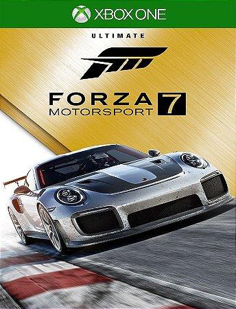 Forza 7 Motorsport Suprema Xbox One - 25 Dígitos